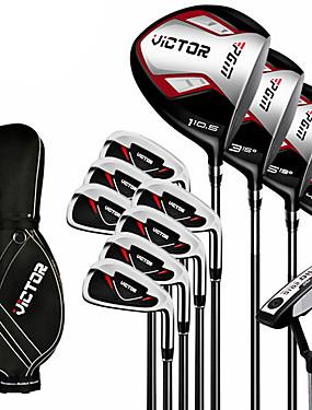 povoljno Sport és outdoor-Golf palice Laserski trener Setovi za golf Fairway Woods palice Golf palice Golf legura cinka ugljen Aluminijska legura Γκολφ Otporno na nošenje