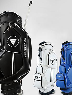 povoljno Sport és outdoor-PGM Golf Cart Bag Vodootporno 2 S kotačima plastika Najlonsko vlakno Sport & otvorenom Vanjski Golf Uniseks