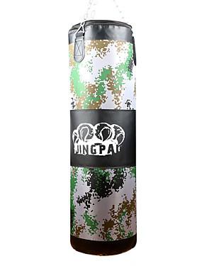 abordables Deportes y Ocio-Saco de boxeo Lienza de Cuero Barra de Fuerza Camuflaje Sin llenar por Boxeo Muay Thai MMA UFC 1 pcs