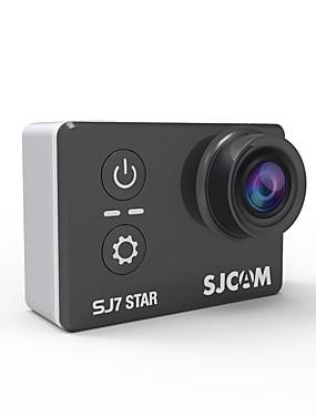 povoljno Sport és outdoor-SJCAM SJ7000 Akcija kamere / Sports Camera GoPro Rekreacija na otvorenom Vlogging Višefunkcijski / Wifi / G-Sensor 64 GB 60fps / 120fps / 30fps 16 mp 2560 x 1920 Pixel / 640 x 480 Pixel / 1920 x 1080