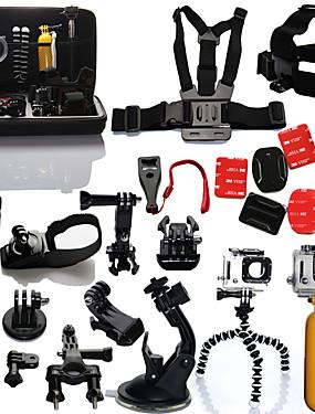 povoljno Sport és outdoor-Za Akcija kamere Gopro 6 Sve Gopro 5 Xiaomi Camera Sport DV SJCAM SJ4000 SJCAM SJ7000 SJCAM S70 SJCAM SJ9000