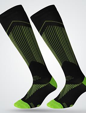 povoljno Timski sportovi-Jednostavan Sport čarape / atletske čarape Muškarci Čarape Sva doba Anti-Slip / Anti-Wear Pamuk Nogomet