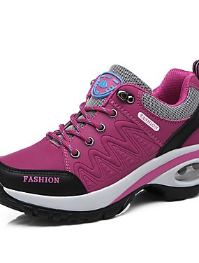billige Sport og friluftsliv-LEIBINDI Dame Hikingsko Fritidssko Mountain Bike-sko Anvendelig Stretch Vandring Utendørs Løp Elegant