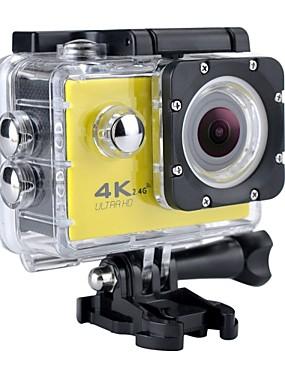 povoljno Sport és outdoor-SJ7000 / H9K Akcija kamere / Sports Camera GoPro Vlogging Vodootporno / Wifi / 4K 32 GB 60fps / 30fps / 24fps 12 mp Ne 2592 x 1944 Pixel / 3264 x 2448 Pixel / 2048 x 1536 Pixel Ronjenje / Surfanje