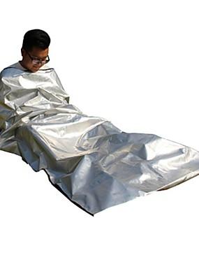 povoljno Sport és outdoor-AOTU Hitna Blanket Vreća za spavanje za nuždu Vanjski Pravokutna vreća 26 °C Za jednu osobu sintetički Ugrijati Zaštita od radijacije zadržavanja topline Toplinski izolirani Sva doba za Camping