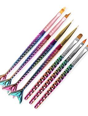 voordelige Nagelborstels-1pc Nail Art Tool Voor Noviteit Nagel kunst Manicure pedicure Klassiek / Chic & Modern / leuke Style Dagelijks