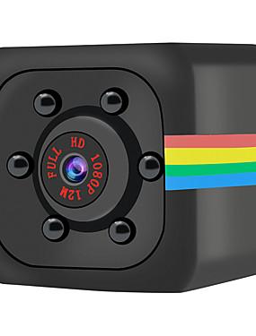 tanie Ochrona i bezpieczeństwo-Kamera 1080p mini kamera sq11 hd noktowizor sportowy dv rejestrator wideo