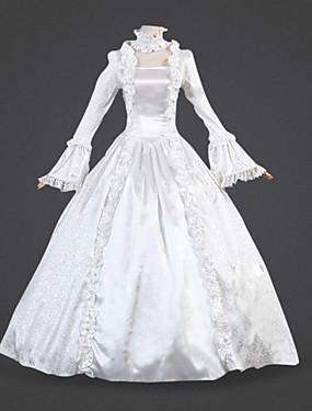 8160ccbb4212 Χαμηλού Κόστους Παιχνίδια και χόμπι-Πριγκίπισσα Φορέματα Στολές Ηρώων Χορός  μεταμφιεσμένων Γυναικεία Rococo Victorian Πάρτι