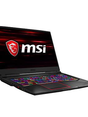 halpa Tietokoneen ja toimiston tila-MSI GE75 8RF-041CN 17.3 inch IPS Intel i7 i7 8750H 16Gt DDR4 1TB / 256GB SSD GTX1070 8 GB Windows 10 kannettava tietokone Muistikirja