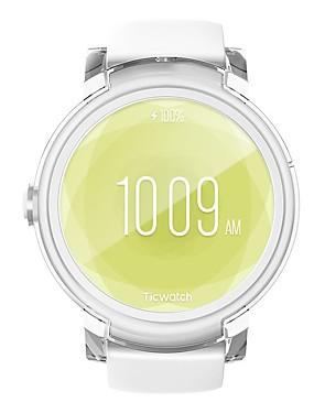 abordables Montre remise à neuf-TicWatch WE11098 Montre Smart Watch Android iOS Remis à neuf Bluetooth Wi-Fi GPS Sportif Imperméable Ecran Tactile Longue Veille Minuterie Chronomètre Podomètre Rappel d'Appel Rappel sédentaire