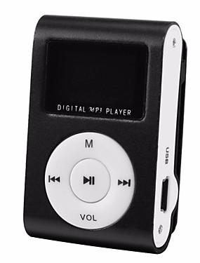 お買い得  MP3プレーヤー-mp3プレーヤー液晶画面サポート32ギガバイトマイクロsd tfカード