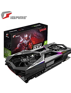 cheap COLORFUL-COLORFUL Video Graphics Card RTX2080Ti MHz 14000 MHz 11 GB / 352 bit DDR6