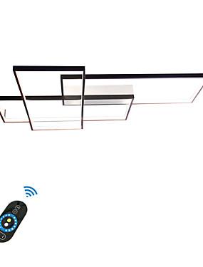 Χαμηλού Κόστους Σπίτι & Κήπος-UMEI™ Γραμμική Φώς τοίχου / Φωτιστικά Χωνευτής Εγκατάστασης Ατμοσφαιρικός Φωτισμός Βαμμένα τελειώματα αλουμίνιο 85-265 V Λευκό / Ζεστό λευκό + λευκό / Wi-Fi Smart
