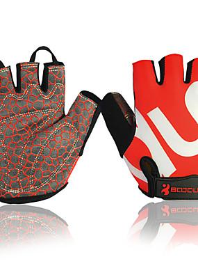 povoljno Sport és outdoor-BAT FOX Biciklističke rukavice Mala težina Prozračnost Ultraviolet Resistant Moisture Permeability Aktivnost / Sport Rukavice Zima Rose Red Crna / Green Crna / plava za Dječji Camping & planinarenje