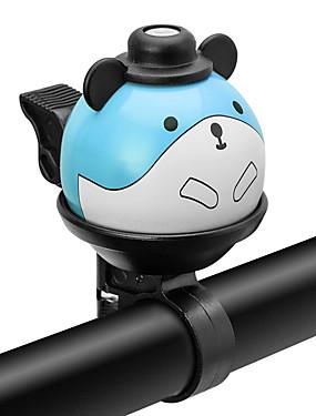 abordables Deportes y Ocio-Timbre para Bicicleta Ciclismo Ergonómico para Bicicleta de Pista Ciclismo Recreacional Ciclismo Aluminio ABS Rosa Negro / Blanco Negro / amarillo