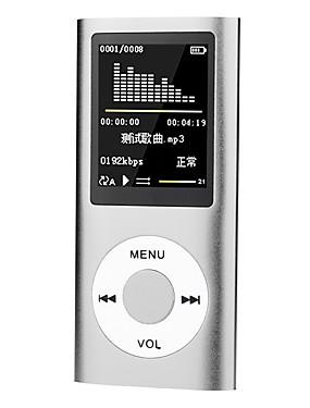 Недорогие МР3 плеер-mp3-плеер mp4 32 ГБ проигрывает музыку без потерь с помощью FM-радио, видеоплеер, запись, чтение, встроенный проигрыватель памяти, mp4 walkman