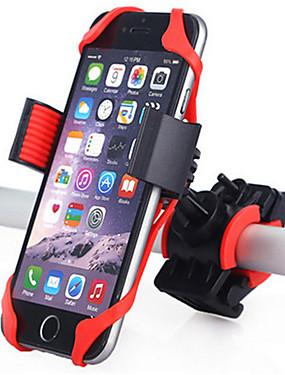 povoljno Sport és outdoor-Nastavak za telefon Prilagodljivo Flip od 360° u letu GPS za Cestovni bicikl Mountain Bike Motocikl Silicon ABS iPhone X iPhone XS iPhone XR Biciklizam Crn Crvena 1 pcs