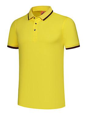 billige Racketsport-Dame T-Trøye Kortermet Golf utendørs Sommer / Modal / Elastisk / Helfarge