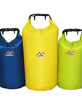 abordables Deportes y Ocio-5 10 20 30 L Bolso seco impermeable Ligero Floating Roll Top Sack Keeps Gear Dry para Natación Buceo Surfing