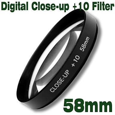 emolux 58mm крупным планом (+10) фильтр (smq5587)