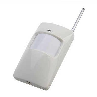 Motion Activated Wireless Anti-Theft Security Alarm System with Remote