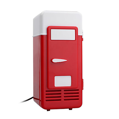 usb super mini lednice - lednice - nápoje nápoje chladič - mějte nápoje studené na vašem pracovním stole (smq5639)