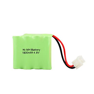 Ni-MH 4.8V 1800mAh laddningsbart batteri (hb023)