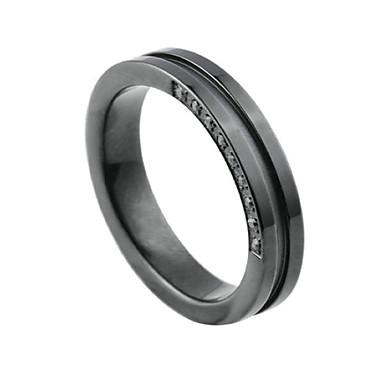 Man`s Titanium Steel Ring