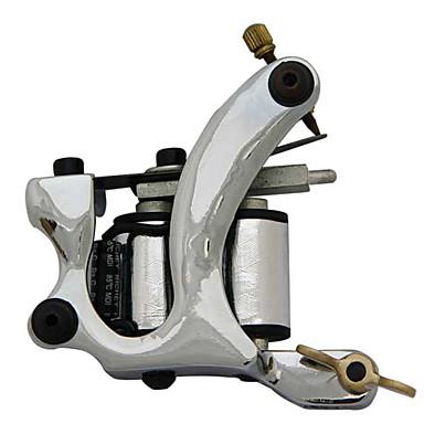 de alta calidad del tatuaje pulido a mano de hierro las máquinas de sombreado (HB-wgd044 de hierro)