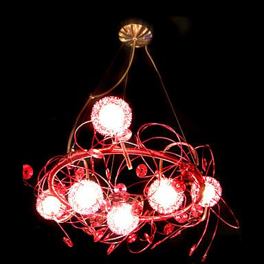 Luci Pendenti Luce ambientale - Stile Mini, Moderno / Contemporaneo, 110-120V 220-240V Lampadine non incluse