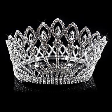lega splendida sposa con tiara austria strass