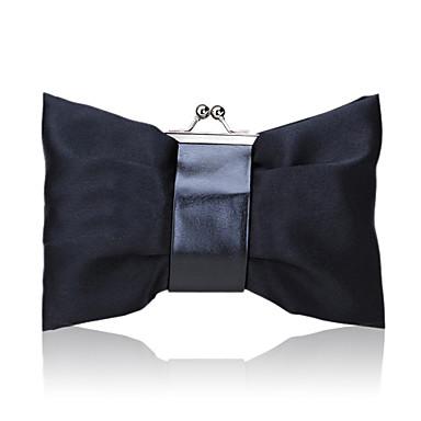 superbe satin / PU coquille soir sacs à main / embrayages / nouveauté des couleurs plus disponibles