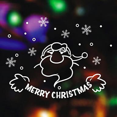 juledekorasjon vegg klistremerker