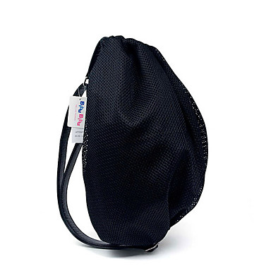 kvinnors Multipurpose svart tote (25 * 40 * 10cm)