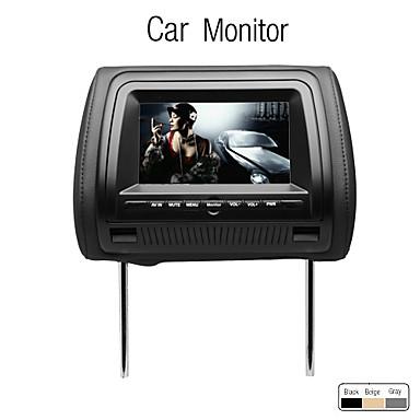 7 inch digitaal scherm hoofdsteun in de auto-monitor