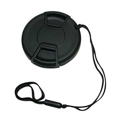 Emora 52mm Center Release Lens Cap with Keeper