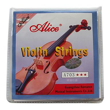 alice - (A703) stalen kern vioolsnaren