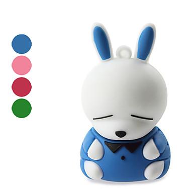 8GB sarjakuva pupu tyyliin usb-muistitikku (valikoituja värejä)