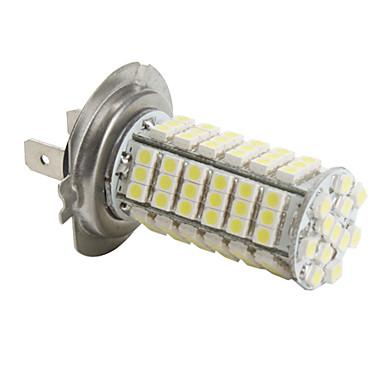 SO.K H7 Light Bulbs SMD 3528 540-580Lm
