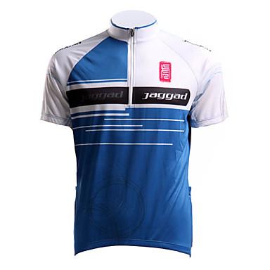 Jaggad - costume de mers pe bicicletă 100% din poliester și uscat rapid (albastru)