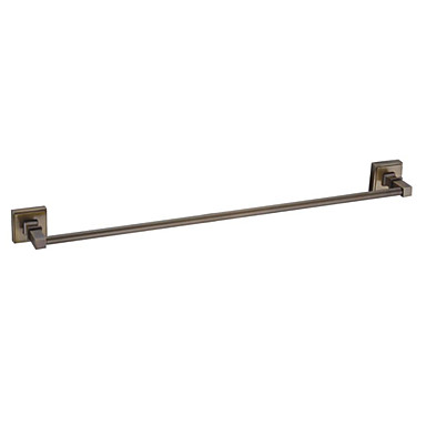 bronze antique mural Porte-serviette simple