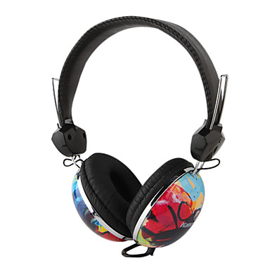 High Quality Stereo Headband Bass Headphone with Microphone