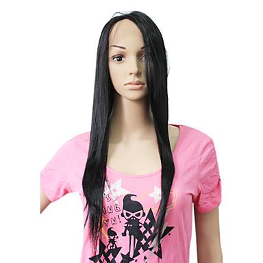 Perruques pour femmes Droit Perruques de Costume Perruques de Cosplay