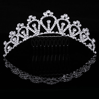 mode cubic zirconia i legeringen tiara
