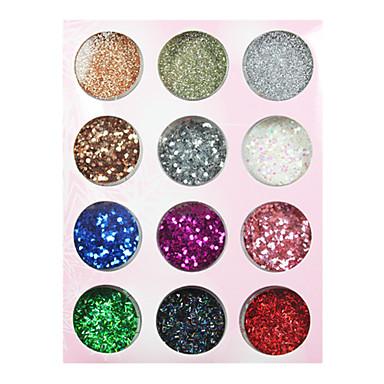 12 Nail Art decorare stras Perle machiaj cosmetice Nail Art Design