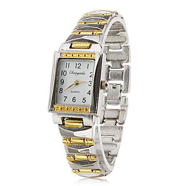 Women's Fashionable Style Alloy Analog Quartz Bracelet Watch (Multi-Colored) Cool Watches Unique Watches Strap Watch