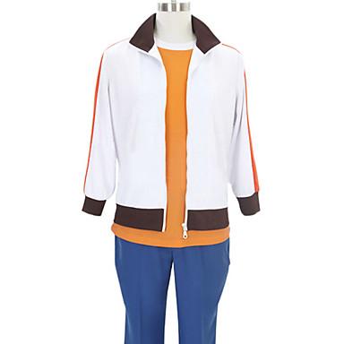 cosplay puku innoittamana Inazuma Eleven Mamoru endou
