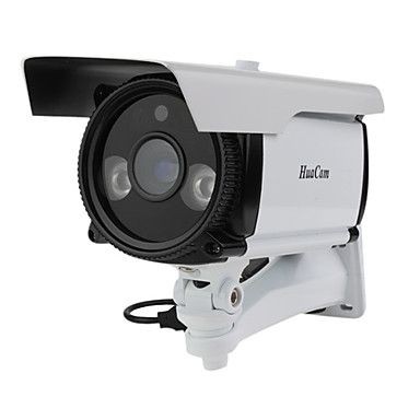 1.3 Megapixel High Definition Waterproof Outdoor IP Camera (H.264, Motion Detection)