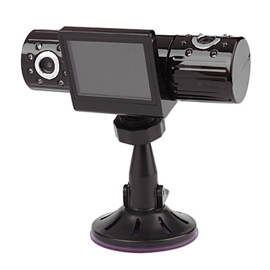 1280 x 480 1,4-Zoll-Display Car DVR