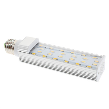 12W E26/E27 LED Corn Lights T 24 SMD 5630 1210 lm Warm White AC 220-240 V